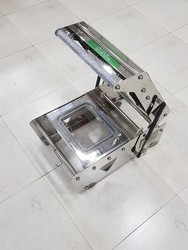 Rectangle Tray Sealing Machine