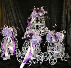Wedding Decoration Chariot