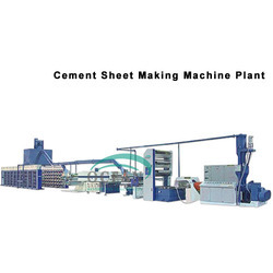 Cement Sheet Making Machine Plant