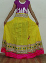 Cotton Designer Skirt