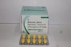 Nimesulide Phenylepherine Paracetamol Tablets