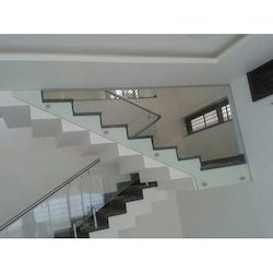 Coated Stainless Steel Railing