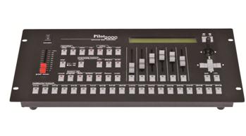DMX Lighting Controller Pilot 2000 Light Controller