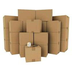 Craft Corrugated Packaging Box