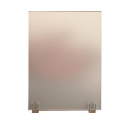 Transparent Galaxy Sand Frosted Glass