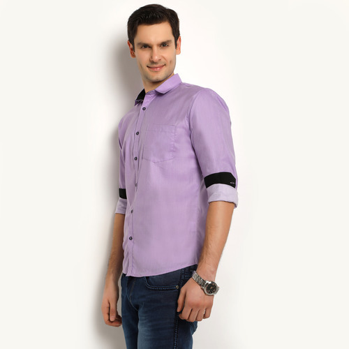 Collar Neck Casual Wear Casual Shirts