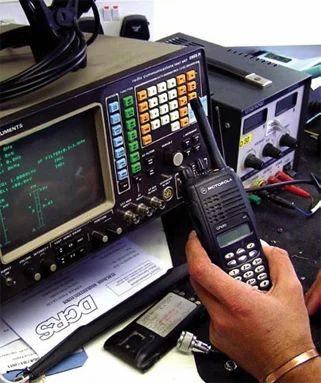 Motorola Radio Base Station Maintenance Services