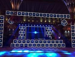 JBL DJ led wall and stage & Floor, for Big Event and Small Event