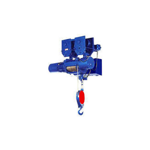 Indef Make Wire Rope Electric Hoist - M. D. Industries, Indore | ID ...