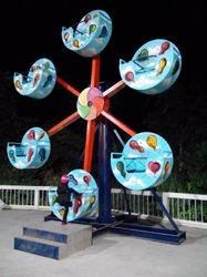 Sun and Moon Amusement Ride