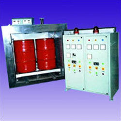 Oil Fired Industrial Oven