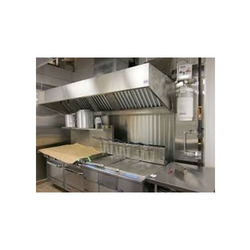 Vintex Stainless Steel Kitchen Fire Suppression Systems