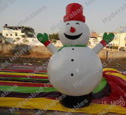 Christmas Holiday Inflatable