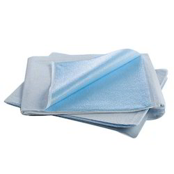 Hospital Bed Sheet with Pillow cover