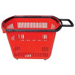 Castor Shopping Baskets