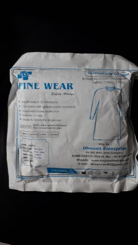 Sterile Surgeon Gown