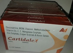 Cartidale Tablets
