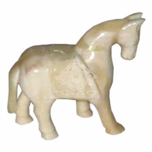 Grey Bone Horse For Exterior Decor Shrinath Art Gallery Id 2247241491