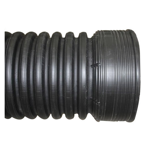 Corrugated HDPE Pipes - Corrugated HDPE Pipe Manufacturer