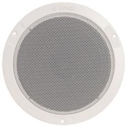 6 Watt Metal Grill Ceiling Speaker