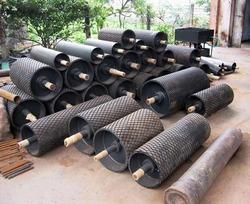 Mild Steel Drum Or Dhols Of Conveyor Belt