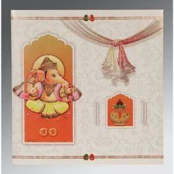 Multicolor Wedding Invitations Card