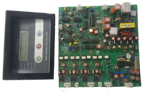 On Line Ups Card Micro Controller Card