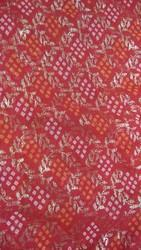 Printed Foil Fabric