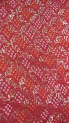 Printed Foil Fabric