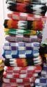 Ikat Cotton 3D and Box Design Fabrics