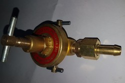 Brass Regulators