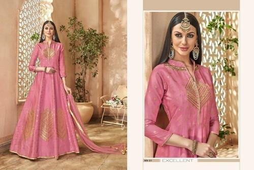 68db83ad5d Ethnic Wear Wedding Gowns, Angel Designer Studio | ID: 20408511162