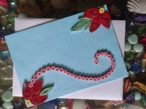 Fancy Greeting Cards Handmade Welcome Greeting Card Manufacturer