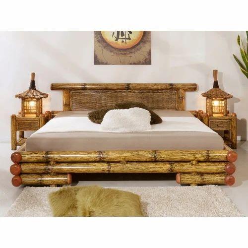Amazing Modular Bamboo Bed