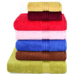 Luxury Solid Bath Towel