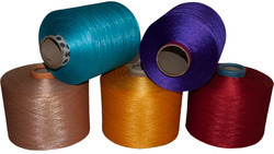 Dyed Polyester Yarn, For Textile Industry