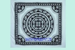 Indian Bohemian Tapestry Home Decor Bedspread