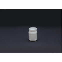 500 Tablet Plastic Container