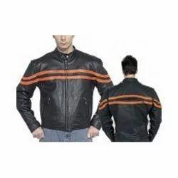 Men leather Motorcycle Jacket