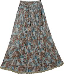 5fcf745e6c Women Long Skirts - Wholesaler & Wholesale Dealers in India