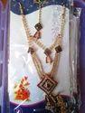 Rajwadi Diamond Necklace