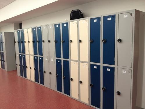 Secure Storage Lockers Help People