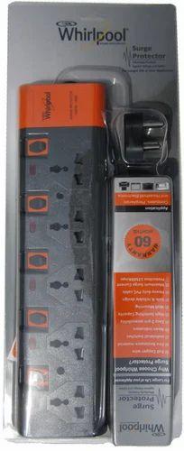 whirlpool s 5 sockets surge protector bala enterprises rampura rh indiamart com