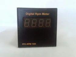 Digtal RPM Meter ( Microprocessor)