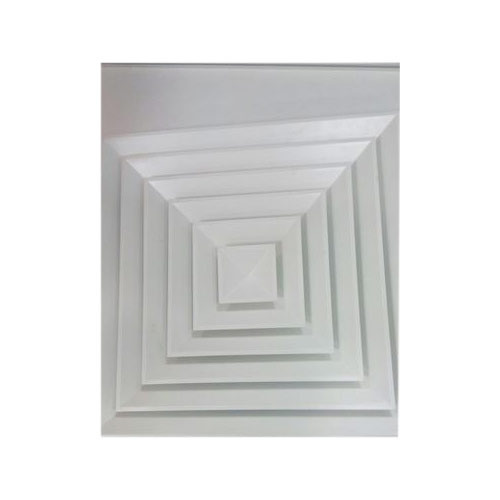 Ac Ceiling Vents Ac Square Vent Wholesale Trader From Mumbai