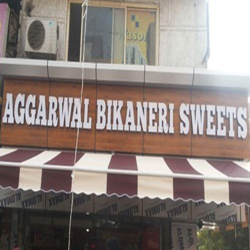 Shop Front Awning At Rs 110 Square Feet