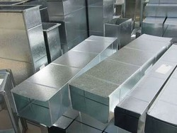 Galvanised Iron Duct Sheets
