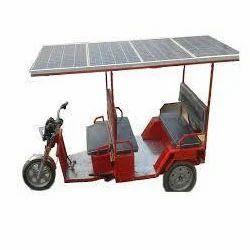 Solar Rickshaw Solar Powered Rickshaw Manufacturers