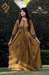 Ladies Gown Kurti