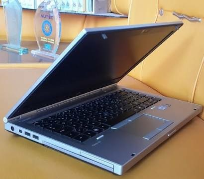 Hp Elitebook 8460p - View Specifications & Details of